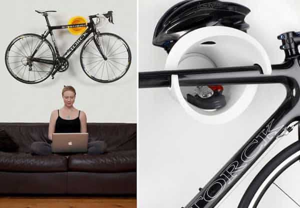Smart Usages for the Bicycle Racks Now