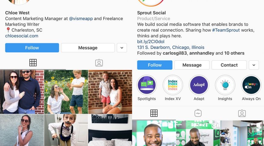 Eight Concepts About Purchase Instagram Accounts That Essentially Function