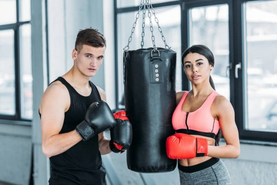 Is Boxing Gloves Making Me Rich?